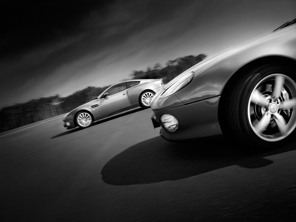 commissioned automotive photography