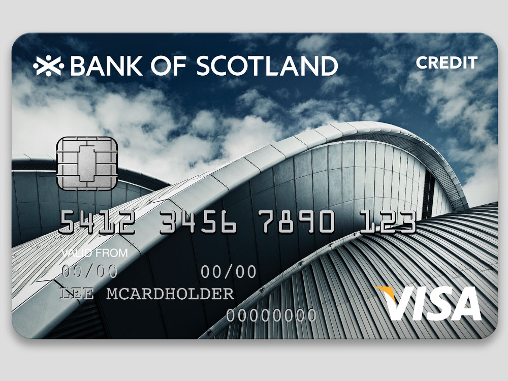 stories Bank Of Scotland Cards photography